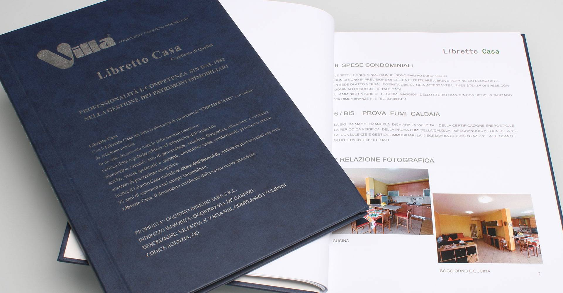 Immobili certificati e garantiti in provincia di Lecco